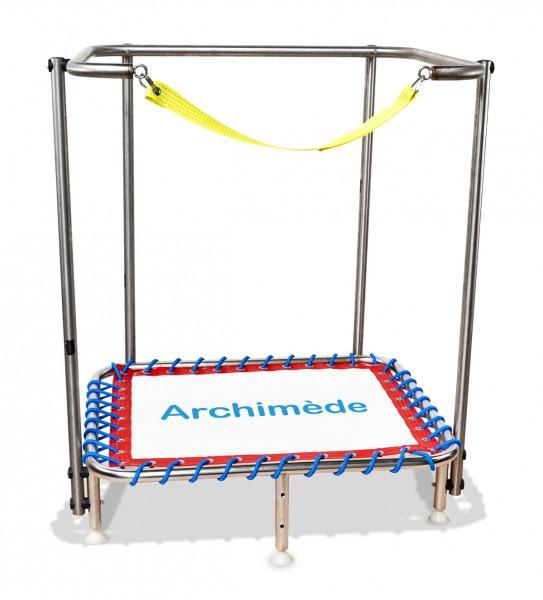 Archimede Aqua-Trampolin Therapie Unterwassertrampolin Rehabilitation