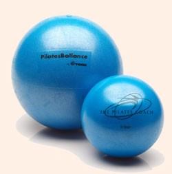 Pilates Ballance-Ball 30cm inkl. Ballnetz