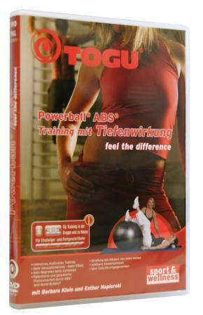 DVD Perfect Shape ABS Powerball