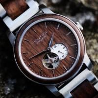 Herren-Armbanduhr Hongkong - Holzkern