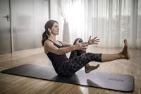 Yoga- und Pilatesmatten