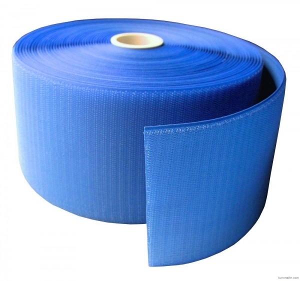 Klettband Bodenturnmatten blau