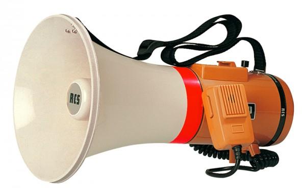 Schultermegaphon SM-025S (25 Watt,)