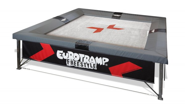 Trampolin Freestyle Fivesquare