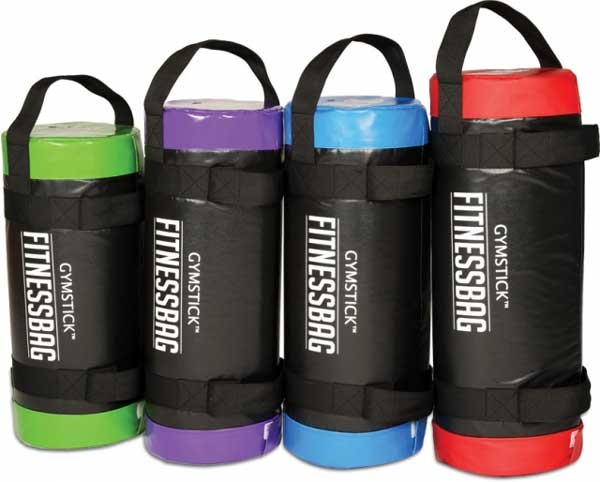 Gymstick Fitness Bag 5-20kg (Set)