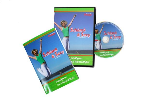 DVD Schlank und Sexy mit Gabi Fastner