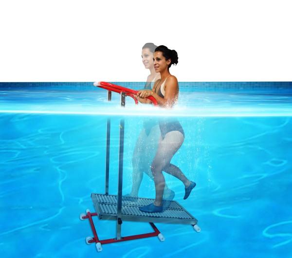 Archimede Laufband Aquarunner