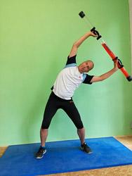 Athletiktraining Seitneigen Slashpipe