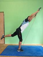 Gymstick Balancetraining Stabilität