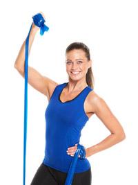 Theraband Fitnessband