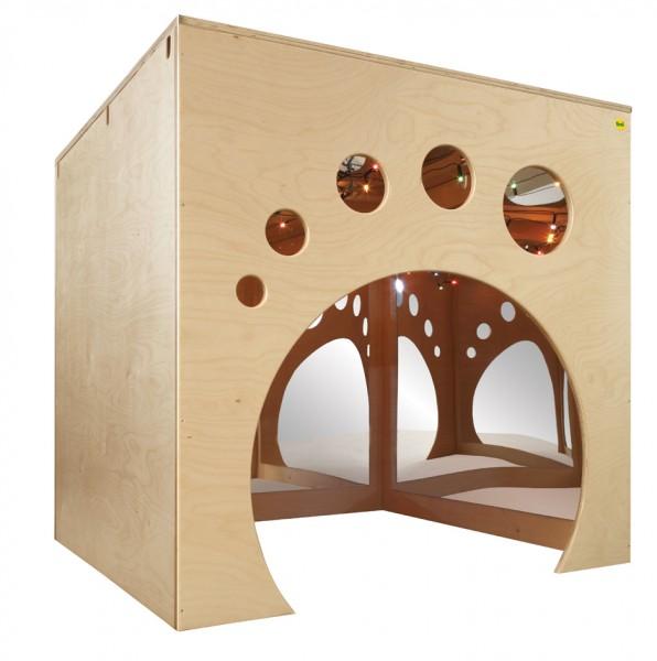 Erzi Spiegelwürfel Playcube