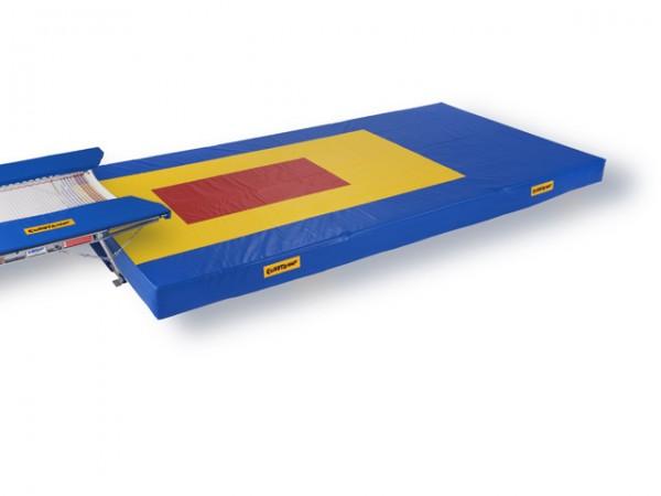 Weichbodenmatten WEBO RG 20 inkl. Landemattenüberzug