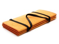 Faltmatte orange