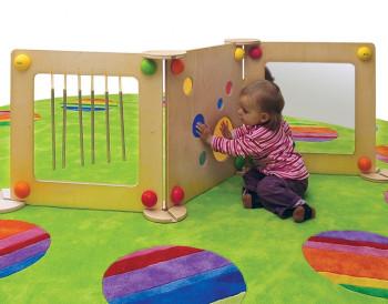 Erzi Babypfad Spiel