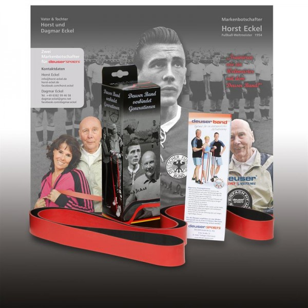 Horst Eckel Limited Edition