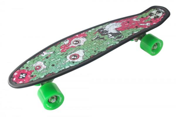 Skateboard Fuelboard Melting Streetsurfing