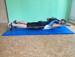 Gymstick Krafttraining Schulter und Rücken