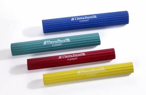 Thera-Band flexbar flexibler Übungsstab mittel