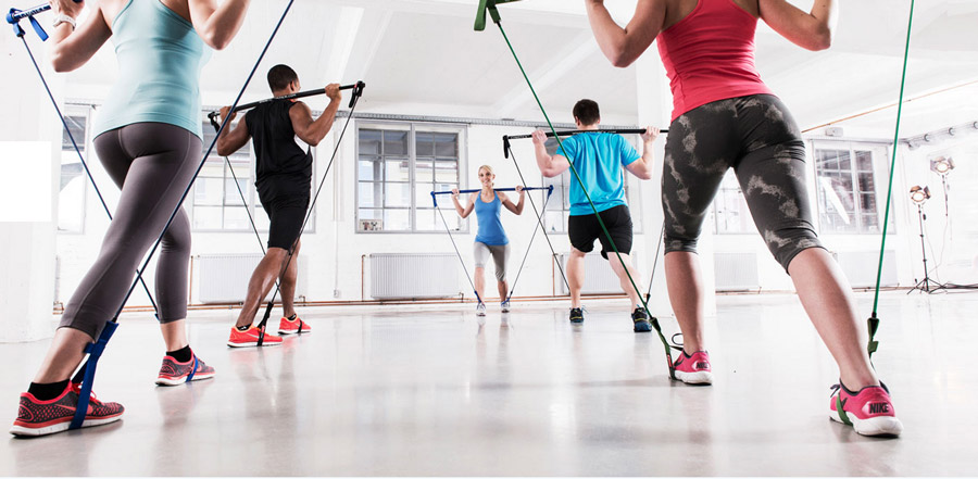Gymstick Group-Training