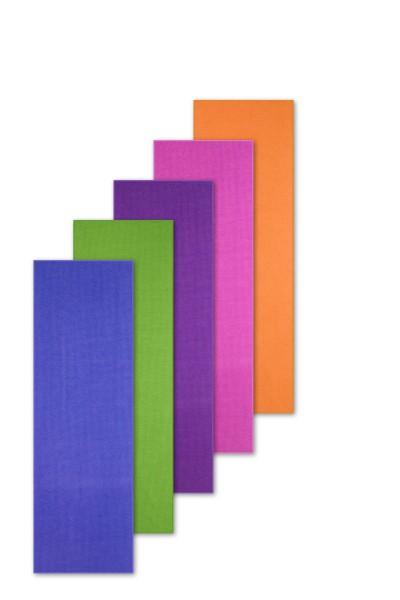 Yogamatte Trendy Toalha Farben
