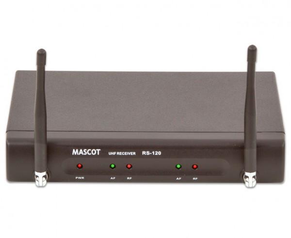 TLS Drahtlosmikrofon Receiver