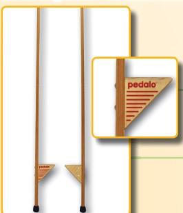pedalo 12er Set Stelzen 150cm
