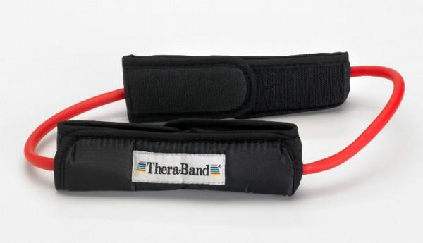 Thera-Band Loop mit gepolsterten Manschetten
