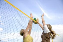 Beachvolleyball Netzanlagen