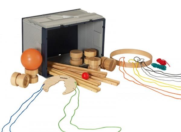 pedalo Teamspiel-Box Eins