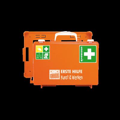 Erste-Hilfe-Koffer Kunst & Werken SN-CD
