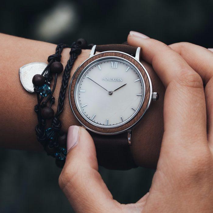 Holzkern Armbanduhr Griffith Park
