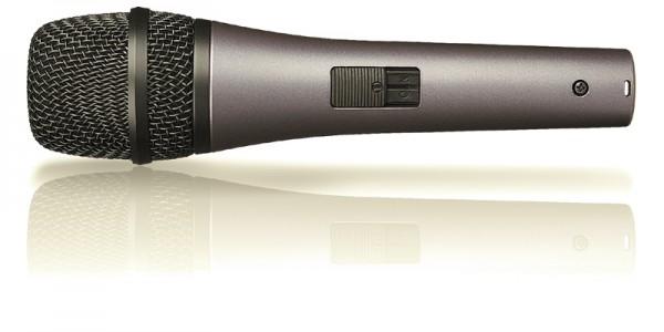 Dynamisches Mikrophon mit XLR-Steckerr, symmetrisch
