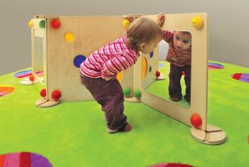 Erzi Babypfad Spiegel