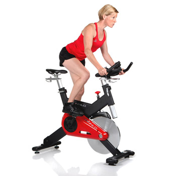 Indoor Cycling mit dem Speedbike