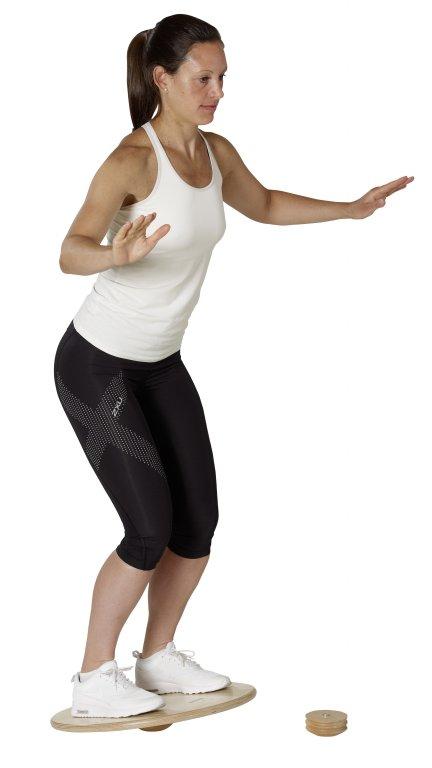 Balancekreisel Sport Fitness Therapie