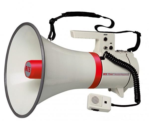 Schultermegaphon SM-040S 40 Watt Sirene Megafon