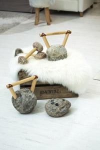 Fiitrocks Fitnessequipment aus Granit