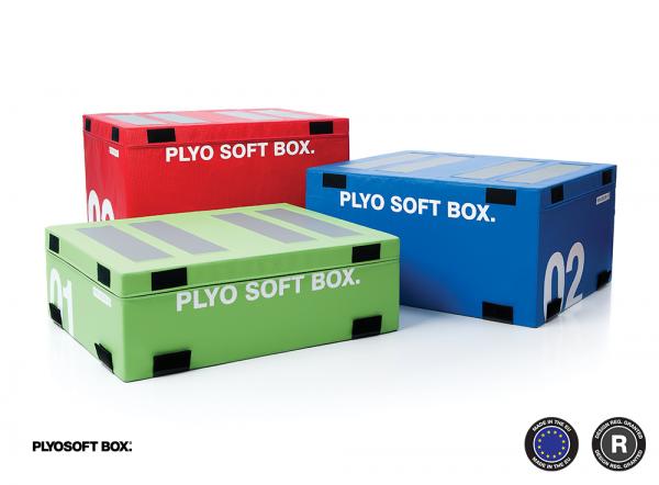 Escape Soft Plyobox