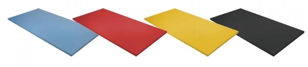 Kindergarten Turnmatte Ultra Fit Farbauswahl rot gelb schwarz blau