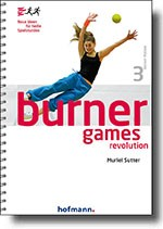 Burner Games Revolution | 978-3-7780-2931-2 | Muriel Sutter