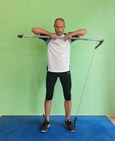 Gymstick Kräftigung Schulter