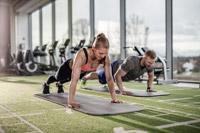 Fitnessmatten
