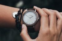 Holzkern Armbanduhr Griffith Park Damen-Armbanduhr