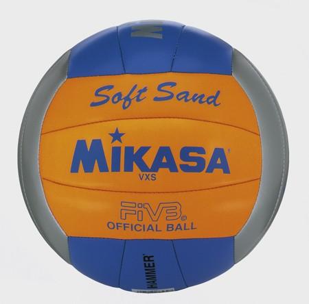 Beachvolleyball Mikasa SoftSand