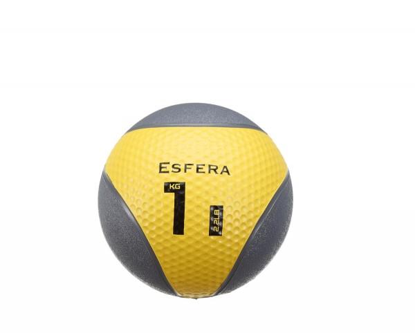 Medizinball Esfera Premium 1,0kg