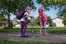 Cityroller Kinder und Jugendliche