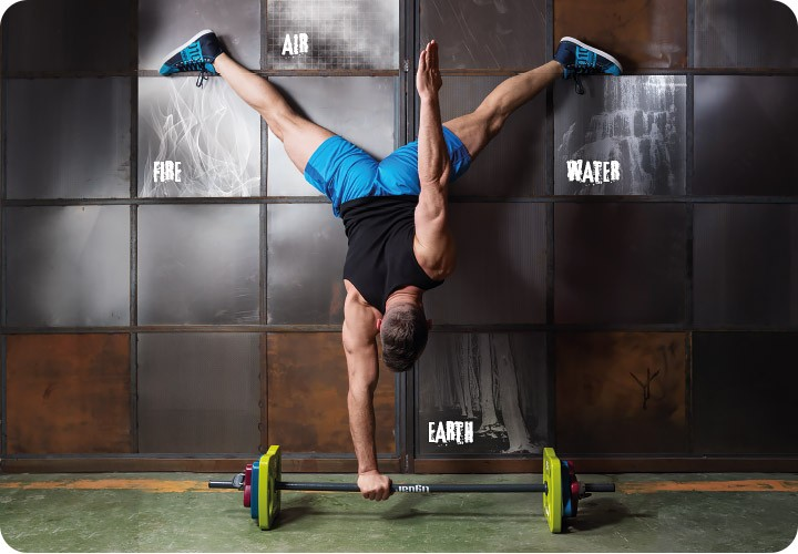 Attraktive Sportgeräte für Männer