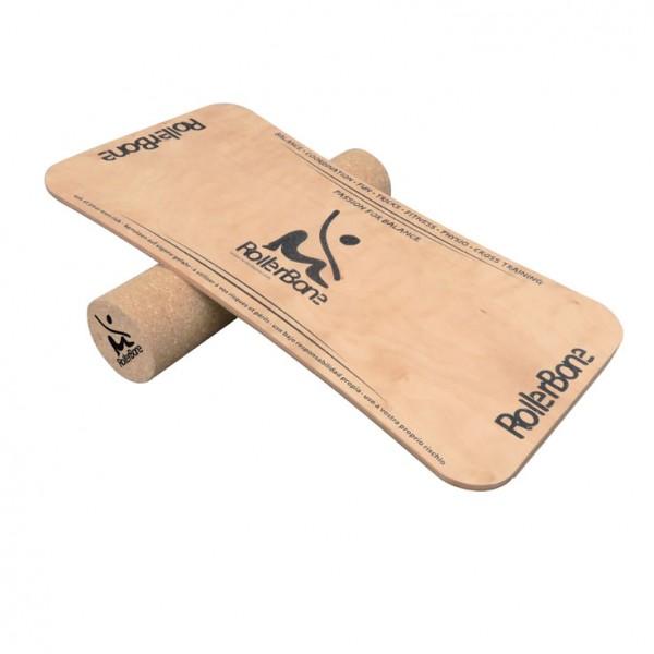 RollerBone Starter-Set Kork Balanceboard