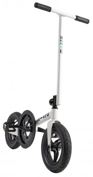 micro pedalflow weiß