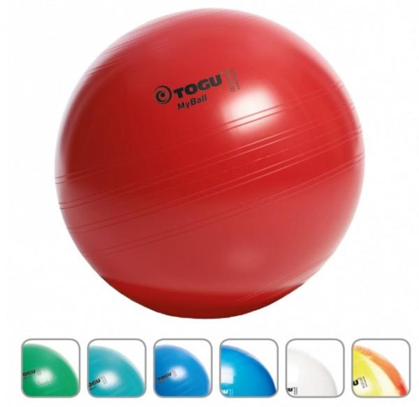 Sitz- und Gymnastikball MyBall soft